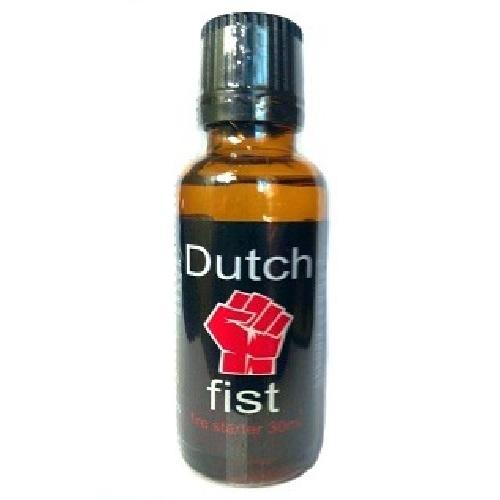 Попперс DUTCH FIST (30мл. Нидерланды)